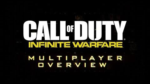 Official Call of Duty® Infinite Warfare – Multiplayer Overview