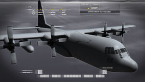 AC-130 Death From Above CoD4
