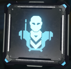 Remote Hijack cyber core icon BO3