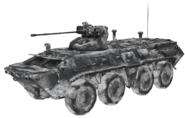 BTR-80 winterized model MW2