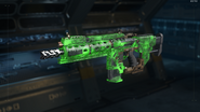 HVK-30 Gunsmith Model Weaponized 115 Camouflage BO3