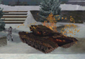 Destroyed Russian Armor Isolation MW3DS.PNG