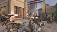 Riot Shield Firefight Overwatch MW3