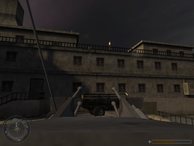File:Airfield watch out with the germans at the rooftop! CoD1.png