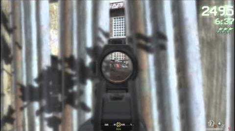 CoD4 Sins Of The Father Arcade Mode Veteran (HD)