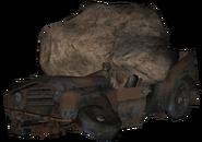 UAZ-469 Nuketown Zombies BOII