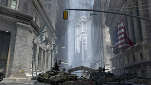 Loading Screen Flood the Market MW3