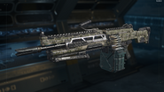 48 Dredge Gunsmith Model Jungle Tech Camouflage BO3