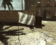 Domination blank flag MW3