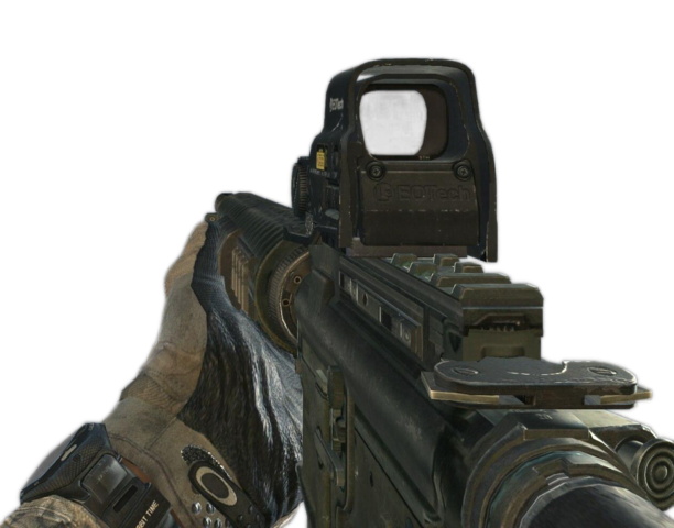 File:M16A4 Holographic Sight MW3.png