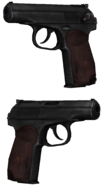 Makarov model BOII