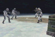 Wilton Isolation Final Attack MW3DS