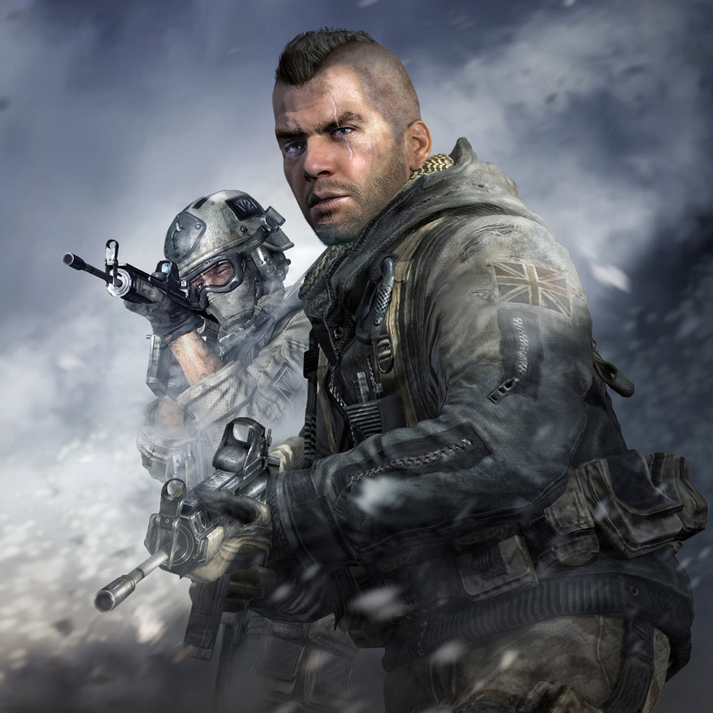 Image result for cod mw2 soap