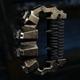 Brass Knuckles Gunsmith Model BO3