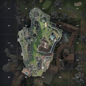 Map Hazard BO