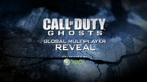 Official Call of Duty Ghosts Global Multiplayer Reveal