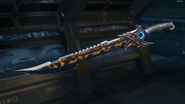 Fury's Song Gunsmith Model Dante Camouflage BO3