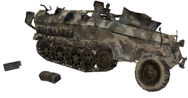 File:Sd. Kfz. 251 model destroyed WaW.png