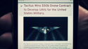 Tacitus Corporation UAV Contract BOII