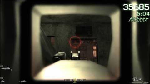 CoD4 The Bog Arcade Mode Veteran (HD)