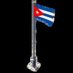 Flag 06 Cuba menu icon CoDH