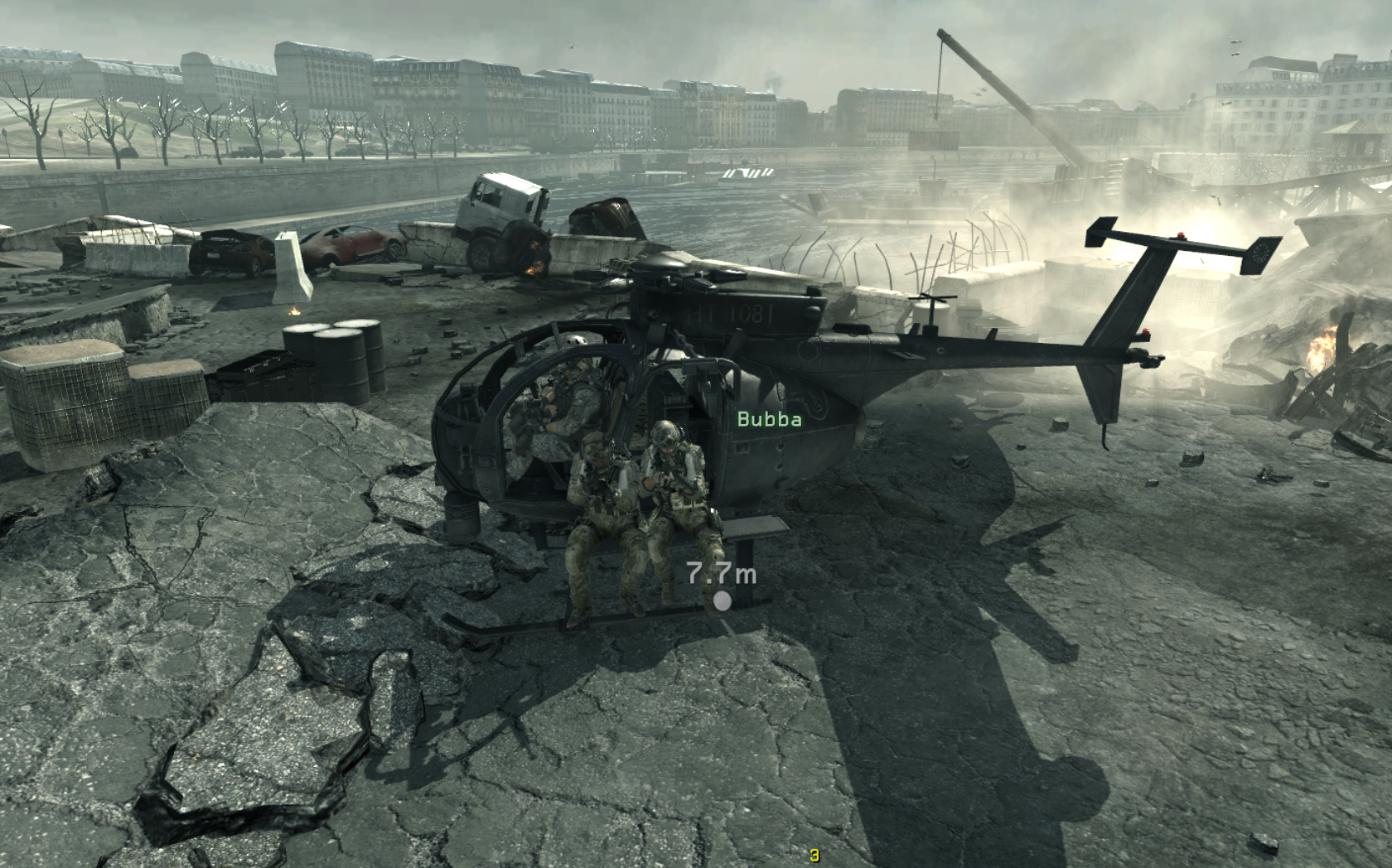 Image - Bubba side view Iron Lady MW3.png   Call of Duty ...