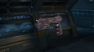 MR6 Gunsmith Model Burnt Camouflage BO3