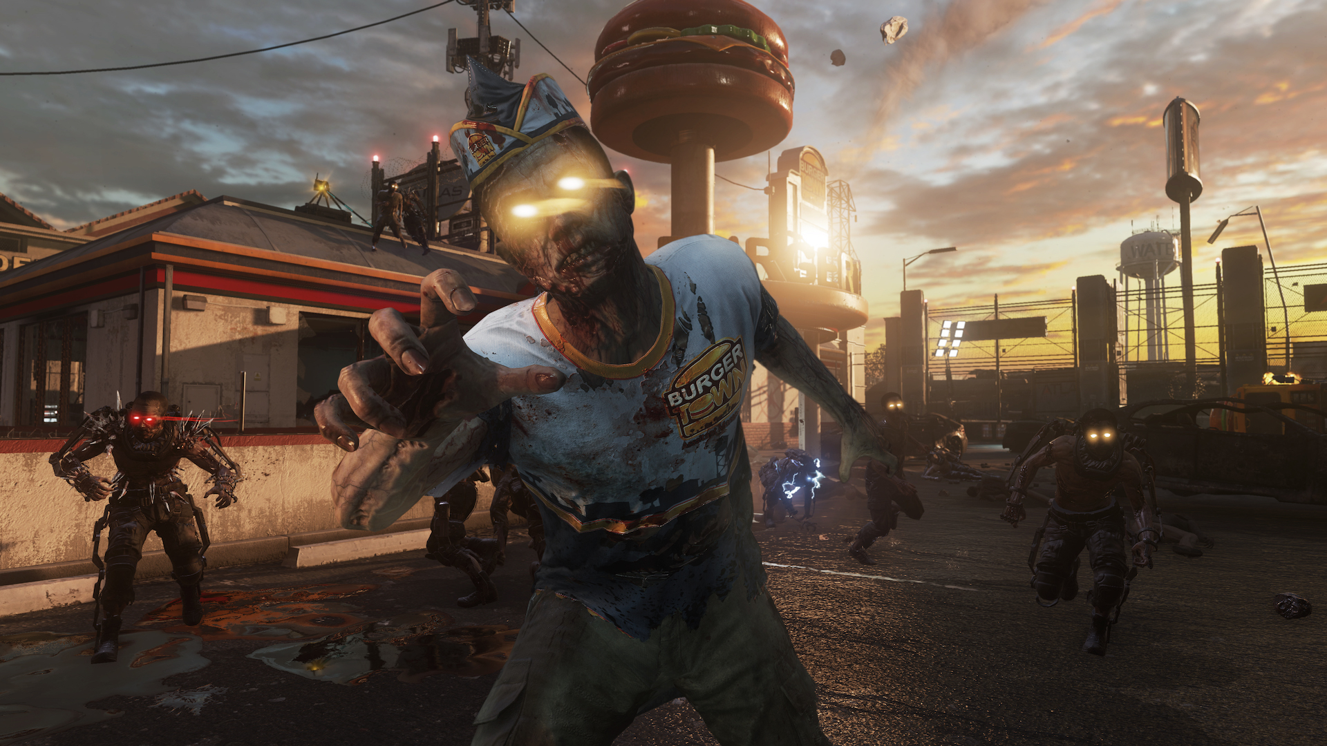 Image Exo Zombies Infection Screenshot AWjpg Call Of Duty - Call duty exo zombies trailer looks epic