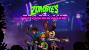 Zombies in Spaceland Promo