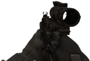 AK-74u ACOG Scope MW3