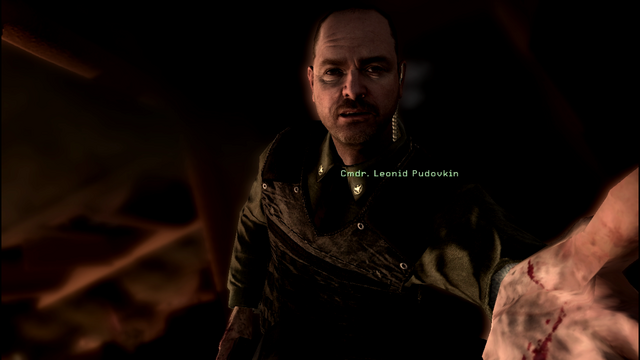 File:Commander Pudovkin helping Harkov up Turbulence MW3.png