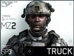 MW3 Truck