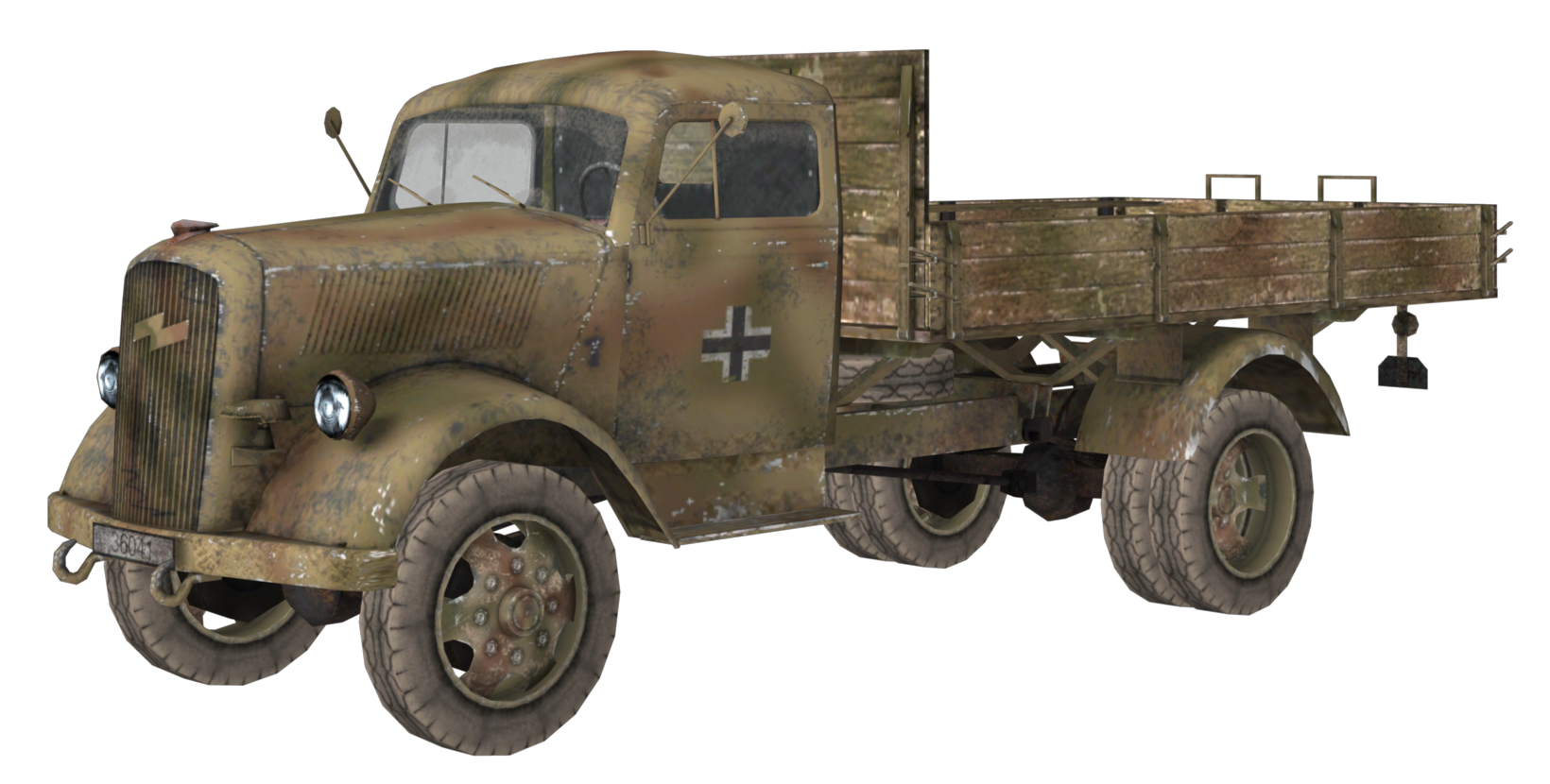 Opel Blitz Call Of Duty Wiki Fandom Powered By Wikia
