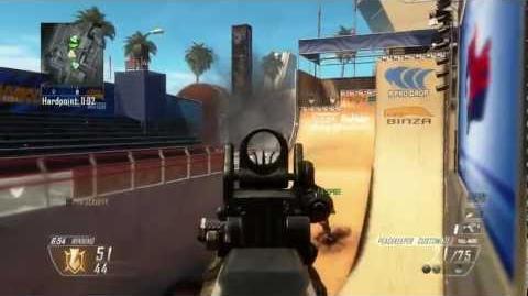 Black Ops 2 -- Revolution DLC Grind Multiplayer Gameplay