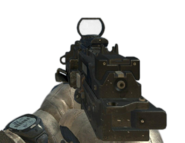 MP9 Red Dot Sight MW3