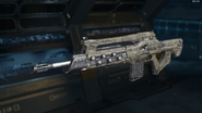 M8A7 Gunsmith Model Stealth Camouflage BO3