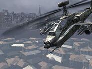 AH-64 Apaches Strafe Run MW3