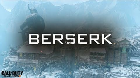Call of Duty® Black Ops III – Descent DLC Pack Berserk Preview