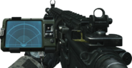 M4A1 Heartbeat Sensor MW3