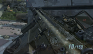 SCAR-H Grip Laser Sight