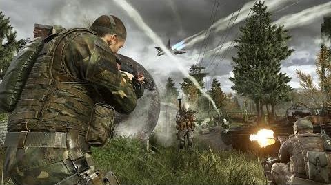 Call of Duty Modern Warfare Remastered - Team Deathmatch Gameplay on Overgrown