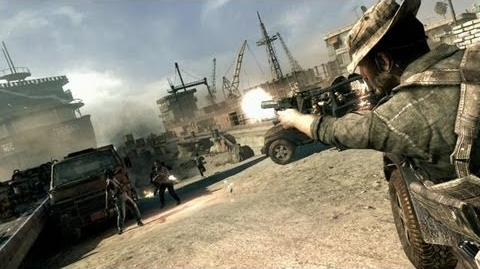 Call of Duty Modern Warfare 3 - Campaign - Return to Sender