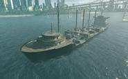 Cargo Ship Suspension MW2