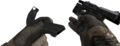 USP .45 Tactical Knife Reloading MW2.png