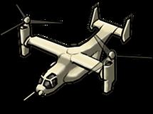 MW3 Osprey Gunner