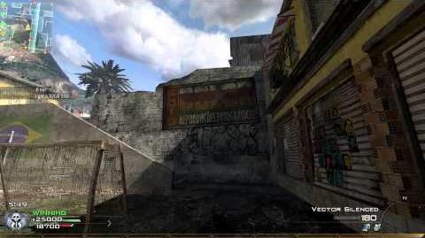 Call of Duty Modern Warfare 2 Favela gameplay TDM