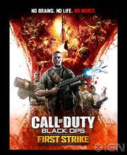 Poster black ops first strike