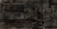 Type 1 Ho-Ki destroyed texture WAW
