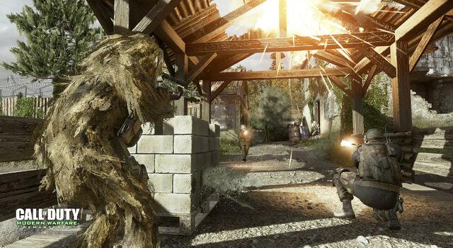 File:Call of Duty Modern Warfare Remastered Multiplayer Screenshot 2.jpg