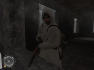 Comrade sniper CoD2